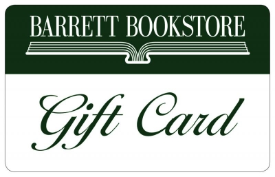 Barrett Bookstore Gift Card
